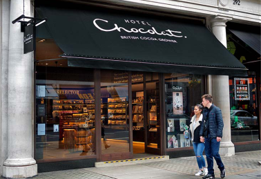 Hotel Chocolat boss calling for rent cuts to stop 'subsidising' CVAs