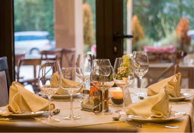 Restaurant business recovery